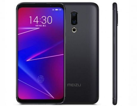Meizu 16X with in-display fingerprint sensor launched