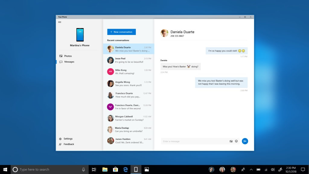 microsoft-windows-10-insider-preview-build-your-phone-sms-feature-official