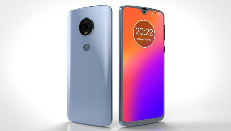 Moto G7 renders surface online, hint at waterdrop notch and bezel-less display