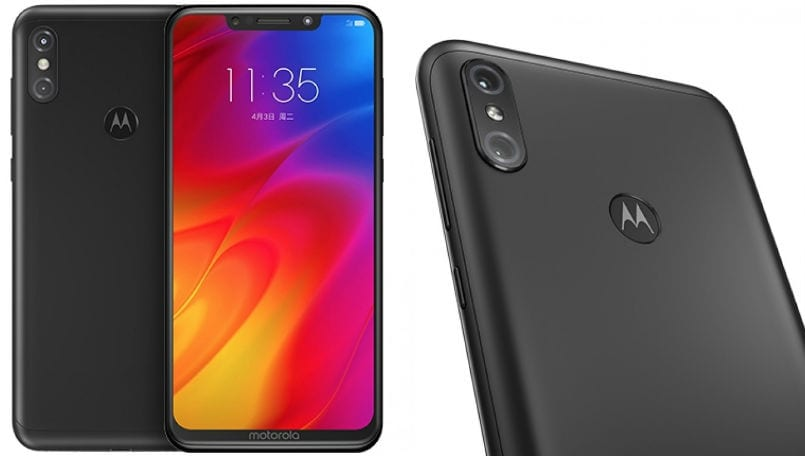 motorola p30 note lead