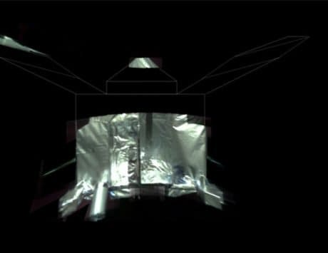 NASA's MAVEN spacecraft marks 4 years in Mars orbit with a selfie