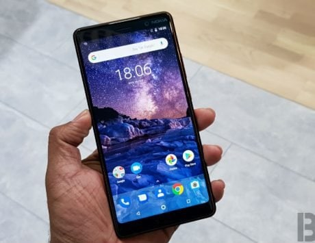 Nokia 7 Plus Android 10 update rolls out