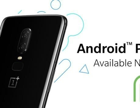 OnePlus 6 Android 9 Pie update starts rolling out