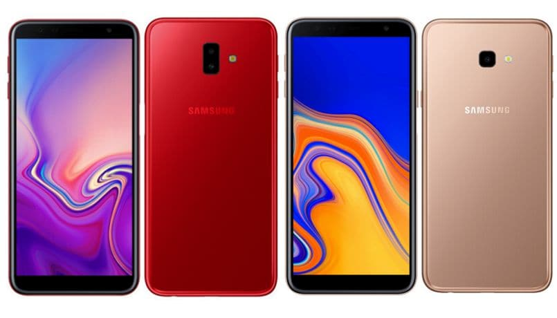 Samsung Galaxy J4+, Galaxy J6+ launched in India: Price, specifications, features