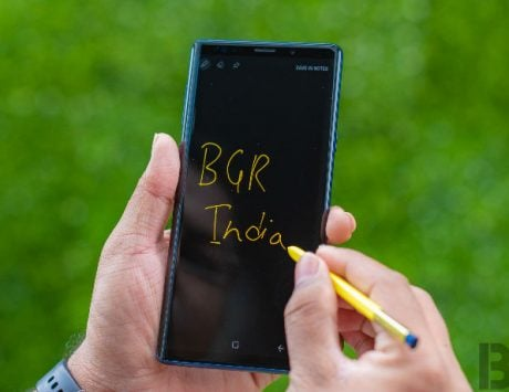 Samsung Galaxy Note 9 gets May 2020 security patch update