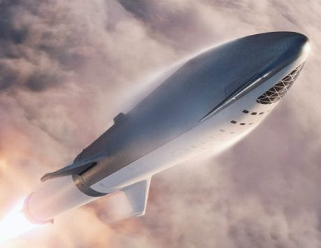 Elon Musk tweets 'OccupyMars' as a reminder to interplanetary space mission