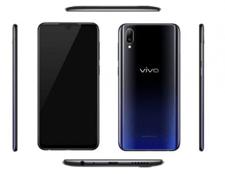 Vivo Y97 price and specifications surface online