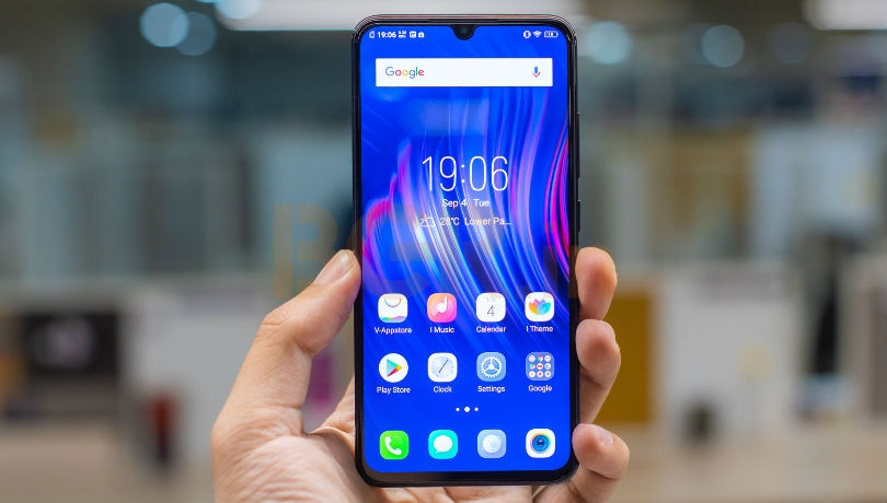 Vivo V11 Pro Android 9 Pie update rolling out in India