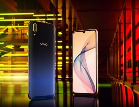 Vivo V11 with 6.3-inch FHD plus screen and MediaTek Helio P60 launched in India