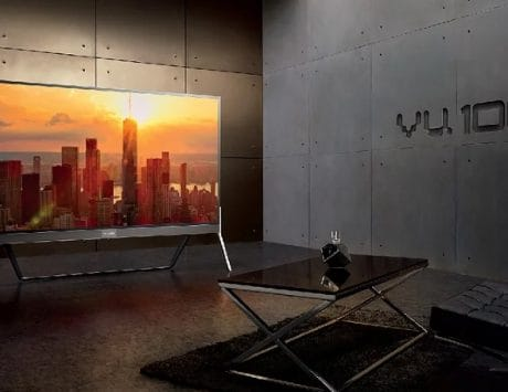 Vu launches 100-inch 4K QLED TV in India