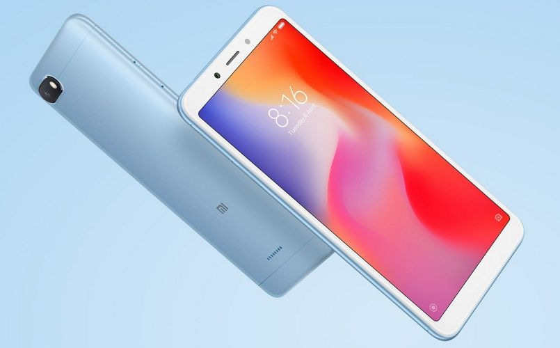 Xiaomi Redmi 6A going on sale today via Amazon India and mi.com at 12PM
