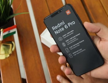 Xiaomi Redmi 6 Pro unboxing video confirms quad cameras