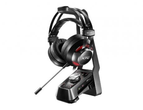 ADATA EMIX H30 gaming headset with SOLOX F30 amplifier set to launch in India