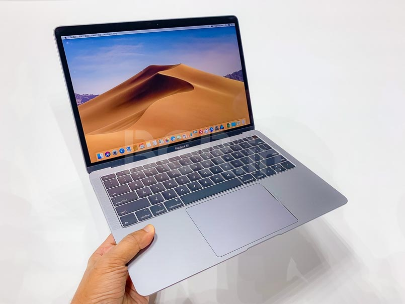 Apple MacBook Air 2018 Hands-on