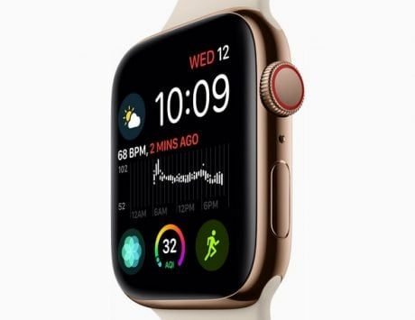 Apple Watch Series 4 to go on sale starting October 19; starts from Rs 40,900
