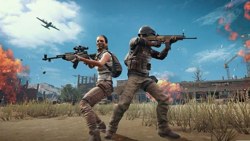 Microsoft has made PUBG and Pro Evolution Soccer 2019 free on Xbox One