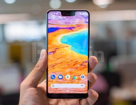 Google Pixel 3 XL has the    Best Smartphone Display   : DisplayMate