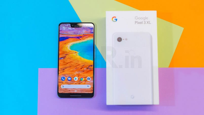 Google Pixel 3, Pixel 3 XL now available on Airtel online store with Rs 17,000 down-payment plan