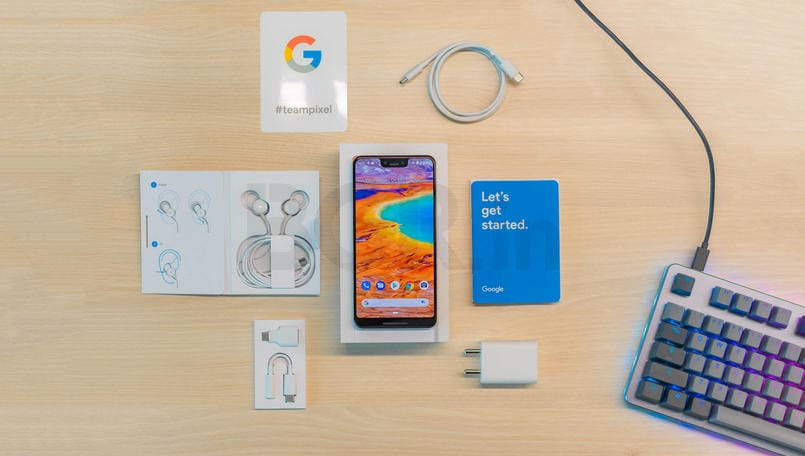 Google Pixel 3 referral program launched in India