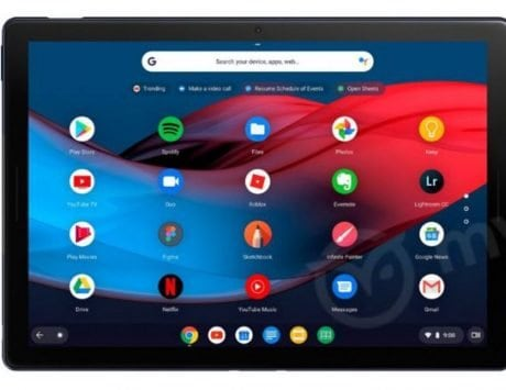 Alleged Google Pixel Slate leaked ahead of October 9 Pixel 3 launch event; could rival Surface Pro