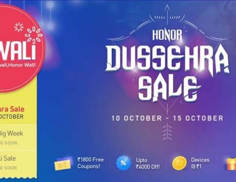 Honor Play, Honor 7C and others get massive discounts on Honor website and Amazon India