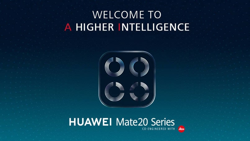 Huawei Mate 20-series event highlights: Mate 20, Mate 20 Pro, Porsche Design RS, Mate 20 X, Watch GT and Band 3 Pro launched