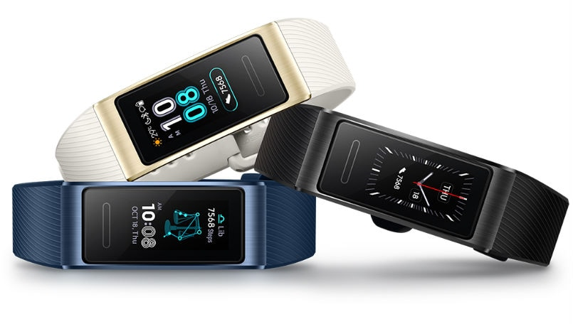 Huawei Band 3 Pro And Band 3e Launched In The Us Market