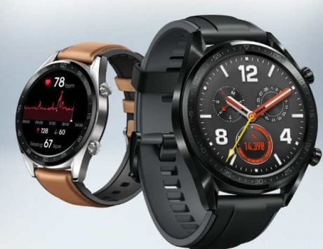 Huawei Watch GT smartwatch, Band 3e fitness tracker first sale today