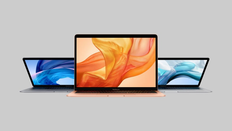 Apple finally refreshes the MacBook Air with 8th gen Intel i5, Retina Display and more; starts from $1,199