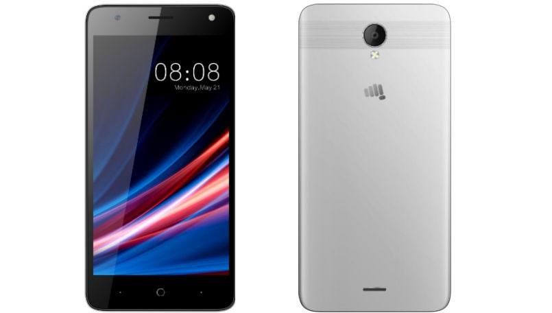 Micromax Spark Go based on Android Go launched with Reliance Jio: Price, Specifications