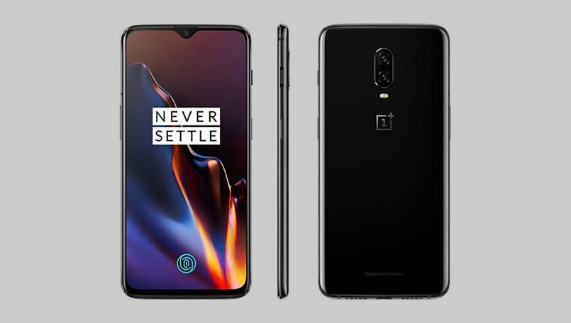 OnePlus 6T specs, images leak ahead of official launch on October 29th