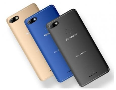 Panasonic Eluga Ray 600 with 3GB of RAM, Android 8.1 Oreo launched at Rs 7,999