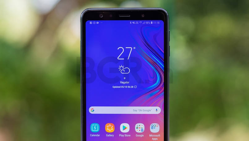 Samsung Galaxy A8 (2018), Galaxy A7 (2018) receives June 2020 security patch