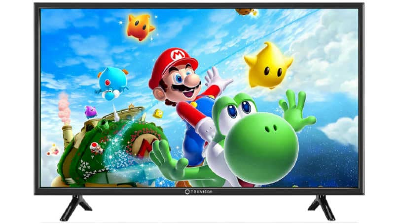 truvison launches 24 inch fhd gaming led tv in india price