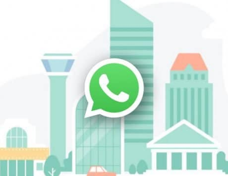 WhatsApp executives met Government of India regarding the ability to track messages