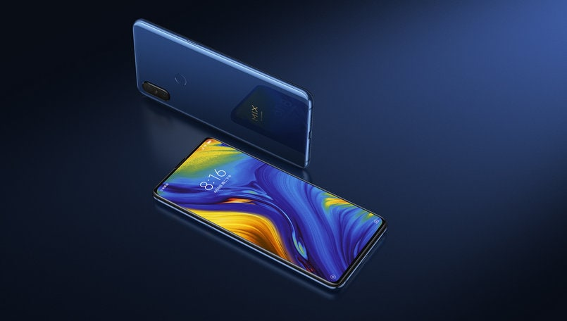 Watch the Xiaomi Mi MIX 3 being put to bend and scratch torture tests