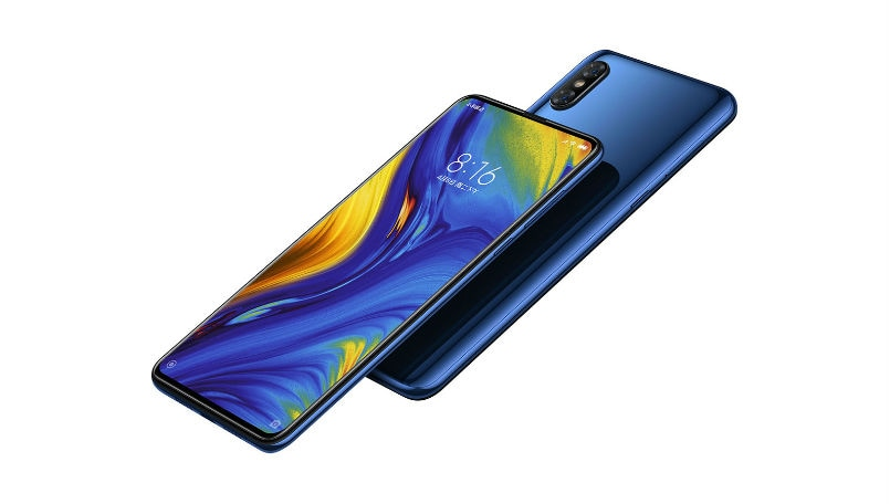 Xiaomi Mi MIX 3 with Snapdragon 845, dual rear cameras, up to 10GB RAM launched in China: Price, specifications, features