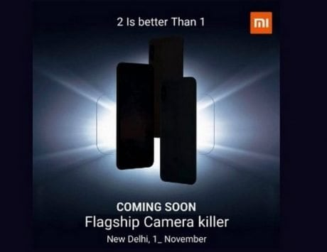 Xiaomi may launch its Redmi Note 6 Pro with dual front camera setup on November 1 in India