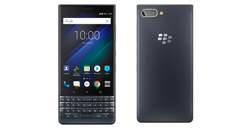 BlackBerry KEY2 LE with Snapdragon 636 launched in India: Price, Availability and more
