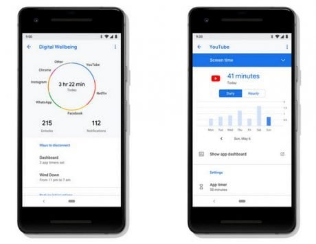 Digital Wellbeing available for Nokia 7 Plus, 6.1 Plus