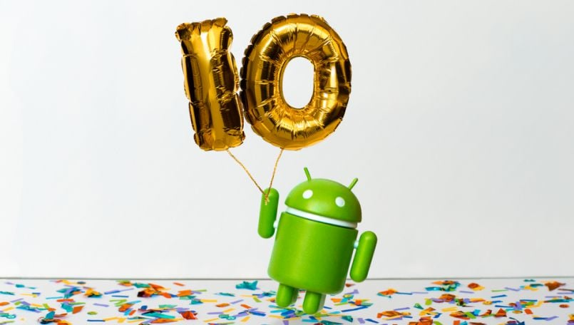 Android turns 10: Google celebrates with history look back
