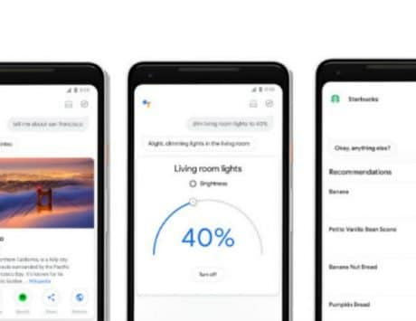 Google Assistant gets a makeover with more emphasis on touch interactions