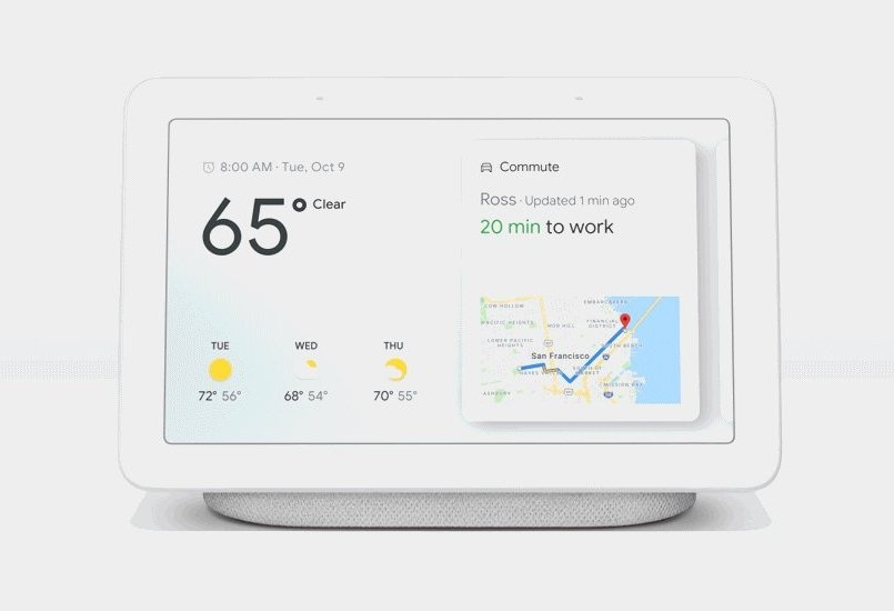 google-home-hub-launched