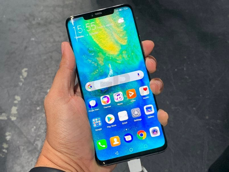 Huawei Mate 20 Pro hands-on and first impressions: Upping the game