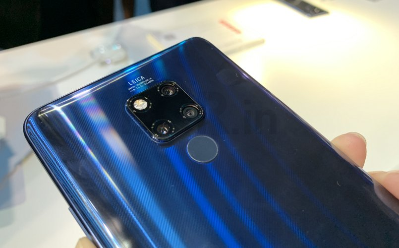 Huawei Mate 20 Pro vs Google Pixel 3 XL: Price in India