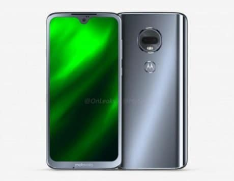 Moto G7 spotted on Geekbench
