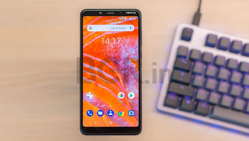 Nokia 3.1 Plus with 5.2-inch display, MediaTek Helio P22 to go on sale tomorrow
