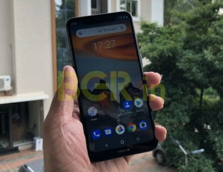 Nokia 5.1 Plus update with December patch rolling out