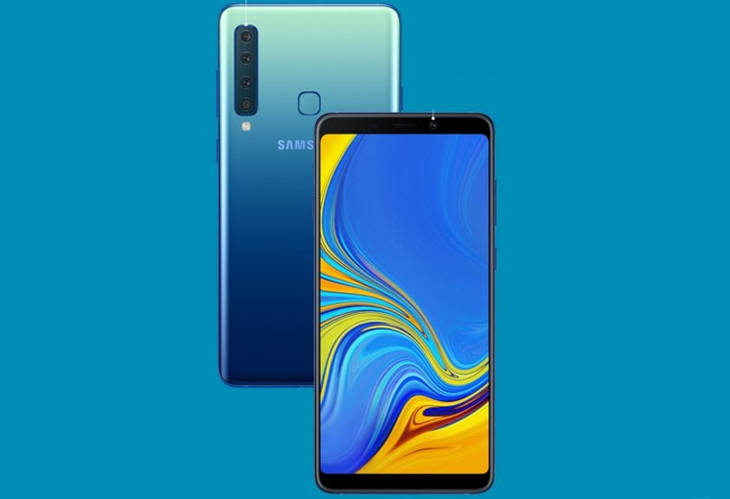 004cb967f78 Samsung Galaxy A9 (2018) with 4 cameras announced  Specifications ...