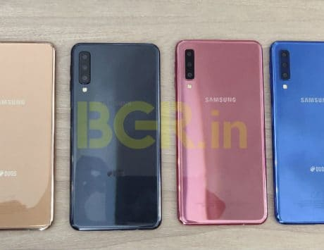 Samsung Galaxy A9 (2018) with quad-cameras to debut in India on November 20